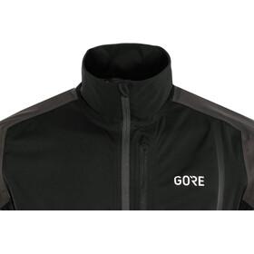GORE WEAR C3 Gore Windstopper Jas Heren, black/terra grey